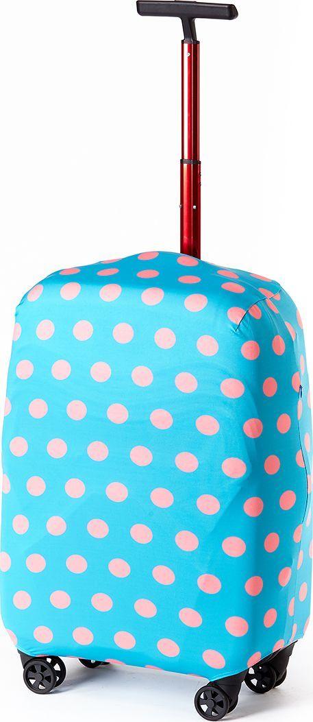 Чехол для чемодана Ratel Горох, цвет: розовый, голубой. Размер L (75-84 см)95735-924Стильный и практичный чехол RATEL создан для защиты Вашего чемодана. Размер L предназначен для больших чемоданов высотой от 75 см до84 см. Благодаря очень прочной и эластичной ткани чехол RATEL отлично садится на любой чемодан. Все важные части чемодана полностью защищены, а для боковых ручек предусмотрены две потайные молнии. Внизу чехла - упрочненная молния-трактор. Наличие запатентованного кармашка служит ориентиром и позволяет быстро и правильно надеть чехол на чемодан. Ткань чехла – приятна на ощупь, легко стирается и долго сохраняет свой первоначальный вид. Назначение чехла RATEL: Защищает чемодан от пыли, грязи иразных повреждений.Экономит Вашиденьги и время на обмотке пленкой чемодана в аэропорту. Защищает Ваш багаж от вскрытия. Предупреждает перевес. Чехол легко и быстро снять с чемодана и переложить лишние вещи,в отличие от обмотки. Яркая индивидуальность. Вы никогда не перепутаете свой чемодан счужим как на багажной ленте в аэропорту, так ив туристическом автобусе. Легкийи компактный, не добавляет веса, не занимает места. Складывается сам в себя.Характеристики:Тип: чехол для чемоданаРазмер чемодана: М (высота чемодана: 75 см. - 84 см.) Материал: Бифлекс, плотность - 240 грамм.Тип застежки: молнияСтрана изготовитель: РоссияУпаковка: пакетРазмер упаковки: 20 см. х 1,5 см. х 16 см. Вес в упаковке: 200 грамм.