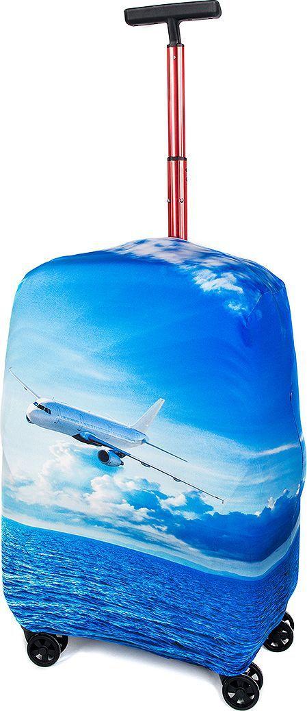 Чехол для чемодана Ratel Полет. Размер M (65-74 см)95735-924Стильный и практичный чехол RATEL создан для защиты Вашего чемодана. Размер М предназначен для средних чемоданов высотой от 65 см до 74 см. Благодаря очень прочной и эластичной ткани чехол RATEL отлично садится на любой чемодан. Все важные части чемодана полностью защищены, а для боковых ручек предусмотрены две потайные молнии. Внизу чехла - упрочненная молния-трактор. Наличие запатентованного кармашка служит ориентиром и позволяет быстро и правильно надеть чехол на чемодан. Ткань чехла – приятна на ощупь, легко стирается и долго сохраняет свой первоначальный вид. Назначение чехла RATEL: Защищает чемодан от пыли, грязи иразных повреждений.Экономит Вашиденьги и время на обмотке пленкой чемодана в аэропорту.Защищает Ваш багаж от вскрытия.Предупреждает перевес. Чехол легко и быстро снять с чемодана и переложить лишние вещи,в отличие от обмотки.Яркая индивидуальность. Вы никогда не перепутаете свой чемодан счужим как на багажной ленте в аэропорту, так ив туристическом автобусе.Легкийи компактный, не добавляет веса, не занимает места. Складывается сам в себя.Характеристики:Тип: чехол для чемоданаРазмер чемодана: М (высота чемодана: 65 см.-74 см.) Материал: Бифлекс, плотность - 240 грамм.Тип застежки: молнияСтрана изготовитель: РоссияУпаковка: пакетРазмер упаковки: 20 см. х 1,5 см. х 16 см.Вес в упаковке: 190 грамм