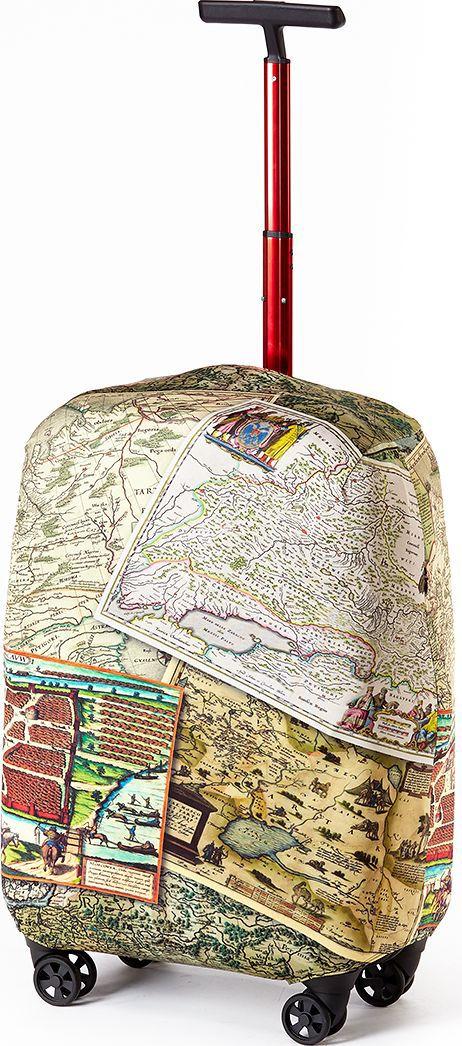 Чехол для чемодана Ratel Карта. Размер M (65-74 см)BP-001 BKСтильный и практичный чехол RATEL создан для защиты Вашего чемодана. Размер М предназначен для средних чемоданов высотой от 65 см до 74 см. Благодаря очень прочной и эластичной ткани чехол RATEL отлично садится на любой чемодан. Все важные части чемодана полностью защищены, а для боковых ручек предусмотрены две потайные молнии. Внизу чехла - упрочненная молния-трактор. Наличие запатентованного кармашка служит ориентиром и позволяет быстро и правильно надеть чехол на чемодан. Ткань чехла – приятна на ощупь, легко стирается и долго сохраняет свой первоначальный вид. Назначение чехла RATEL: Защищает чемодан от пыли, грязи иразных повреждений.Экономит Вашиденьги и время на обмотке пленкой чемодана в аэропорту.Защищает Ваш багаж от вскрытия.Предупреждает перевес. Чехол легко и быстро снять с чемодана и переложить лишние вещи,в отличие от обмотки.Яркая индивидуальность. Вы никогда не перепутаете свой чемодан счужим как на багажной ленте в аэропорту, так ив туристическом автобусе.Легкийи компактный, не добавляет веса, не занимает места. Складывается сам в себя.Характеристики:Тип: чехол для чемоданаРазмер чемодана: М (высота чемодана: 65 см.-74 см.) Материал: Бифлекс, плотность - 240 грамм.Тип застежки: молнияСтрана изготовитель: РоссияУпаковка: пакетРазмер упаковки: 20 см. х 1,5 см. х 16 см.Вес в упаковке: 190 грамм