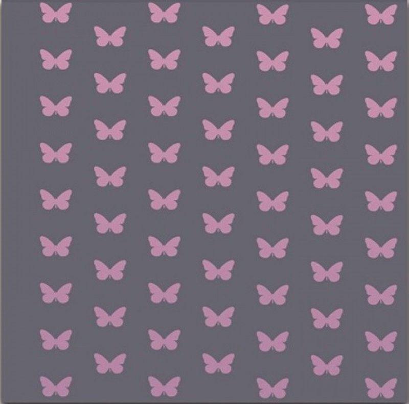 Феникс+ Записная книжка Ноутбук Бабочки 80 листов72523WDРазмер: 105x105 мм.Количество листов: 160.Обложка: 7БЦ, глянцевая пленка, тиснение фольгой.Блок: офсет.