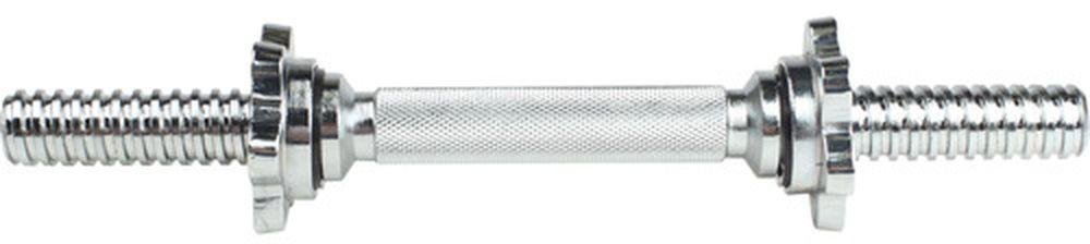 Гриф гантельный OneRun, диаметр 2,6 см, длина 35 смGESS-132Гриф гантельный OneRun поставляется в специальном картонном тубусе. Длинна грифа 35 см, диаметр 25 мм. Замок гайка - 2 шт.