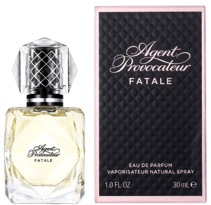 Agent Provocateur Fatale Woman парфюмированная вода, 30 млперфорационные unisexВосточные, цветочные. Перец, черная смородина, гардения, манго, мускус, орхидея.
