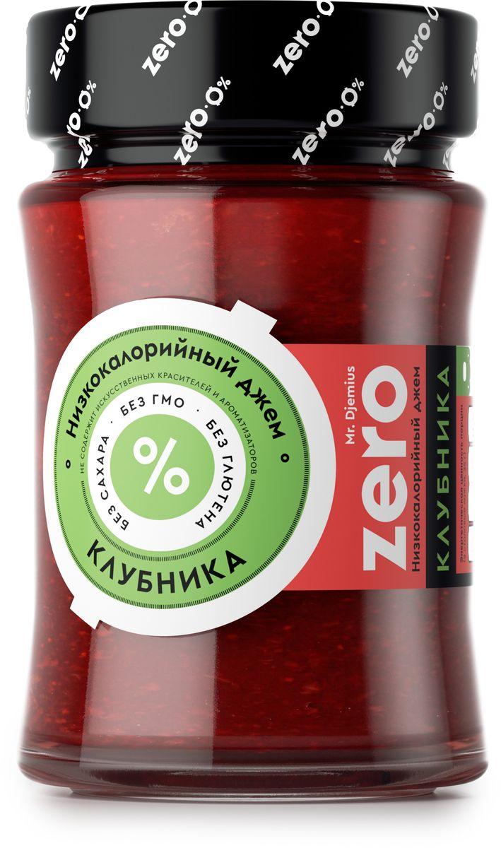 Клубничный джем Mr. Djemius Zero создан из свежих ягод клубники и отличается поистине безупречным вкусом. Он поможет сделать вашу диету разнообразнее и утолит потребность в сладком.Джем из клубники идеально подходит к тостам, маффинам, блинчикам,а также к творогу и йогуртам.