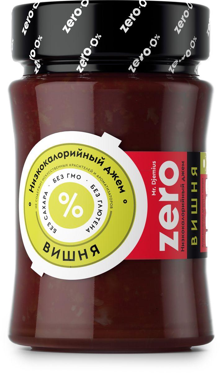 Mr. Djemius zero низкокалорийный джем вишня, 270 г0120710Полезные свойства этой садовой ягоды известны еще с древности. А ее кисло-сладкий вкус ни кого не оставит равнодушным. Мы смогли сохранить все эти качества в новом джеме Mr. Djemius Zero Вишня, при этом сократив количество калорий до минимума.Вишневый джем прекрасно подойдет к диетическому творожку или к чаю, дополнит вашу кашу, мюсли или выпечку.