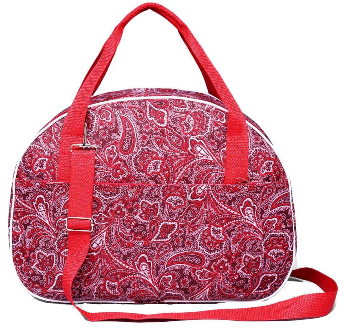Сумка дорожная Sima-land, цвет: розовый. 2426883BP-001 BKУниверсальная сумка будет незаменима для путешествий, поездок за город или занятий спортом. Практичный аксессуар выполнен из прочного текстиля, легко моется и не требует особого ухода.