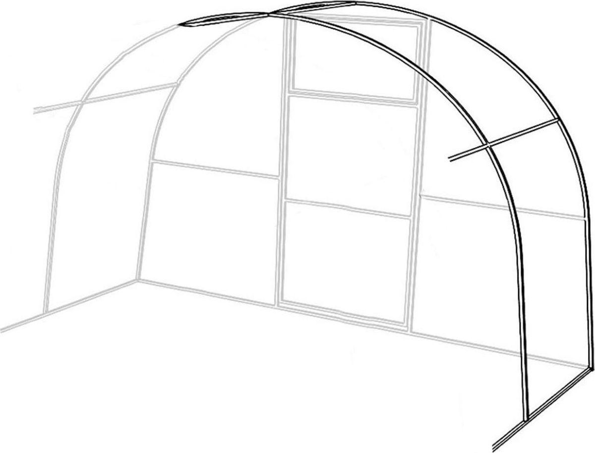 Удлинитель теплицы Уралочка-Комфорт Плюс, 2 х 3 х 2 м . 1328533531-401Теплица незаменимая вещь на любом садовом участке. С её помощью вы сможете выращивать теплолюбивые растения в условиях сурового климата, обеспечивая себе ранний и обильный урожай. Позаботьтесь о своих посадках заранее: установите на участке надёжную сборную теплицу Уралочка . Но что делать, если посадок много, а места мало? Наш ответ прост: используйте специальный удлинитель! При помощи данного устройства можно увеличить длину теплицы на 2 метра. Вес удлинителя 17 кг. Поликарбонат в комплект НЕ ВХОДИТ.