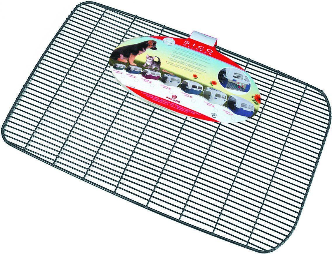 Решетка для переноски Marchioro Sico 04, 58 х 36 см0120710Marchioro Sico 04 решетка для клиппер 4.Дополнительная решетка на дно для переноски Marchioro Clipper 4.Используется во время перевозки животного - на дно переноски кладется пеленка, сверху решетка и лапы животного всегда будут сухими вне зависимости от состояния пеленки. Размер 58 х 36 см.