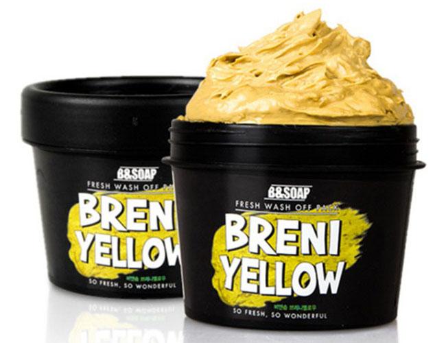 B&Soap Питательная маска Breni Yellow, 130 грБ33041_шампунь-барбарис и липа, скраб -черная смородинаОсновными действующими компонент питательной маски являются экстракт меда, масло сладкого миндаля и масло оливы. Мед интенсивно питает и насыщает кожу полезными микроэлементами, способствуя ускорению регенерации кожного покрова. Миндальное масло и мало оливы, благодаря высокому содержанию витаминов, питает и повышает упругость кожи. Экстракт алоэ вера обладают противовоспалительными и бактерицидными свойствами. Экстракт моркови очищает кожу от токсинов и улучшает ее внешний вид.