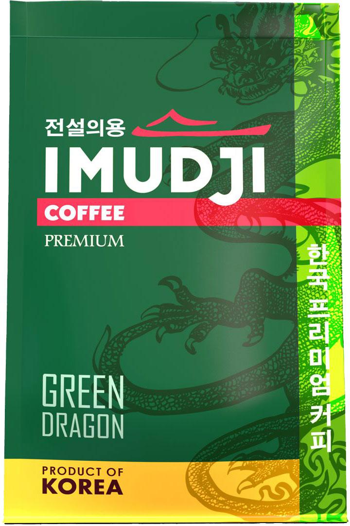 Imudji White Dragon кофе растворимый, 100 г0120710Кофейная смесь, состоящая из высокогорной кенийской арабики с добавлением 30% робусты из Вьетнама. Вкус крепкий, с фруктовым оттенком.