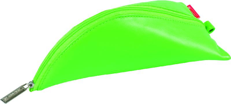 Brunnen Пенал на молнии цвет зеленый 19 х 10 см72523WDМягкий кожезаменитель,- тканеваяя подкладка,- зеленый,- 19х10 см.