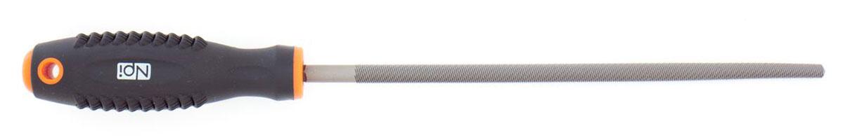 Напильник NPI HCS, по металлу, круглый, с двухкомпонентной ручкой, 200 мм/2CA-3505Напильник NPI по металлу круглый, 200мм/2, HCS, 2-х компонентная ручка.