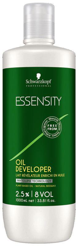 Essensity Активирующий лосьон на масляной основе 2,5%, 1000 млFS-00103Эссенсити Активирующий лосьон на масляной основе. Использовать с красителем Essensity. Для тонирования и окрашивания оттенков темнее исходного. Перед применением внимательно ознакомьтесь с инструкцией на упаковке продукта.