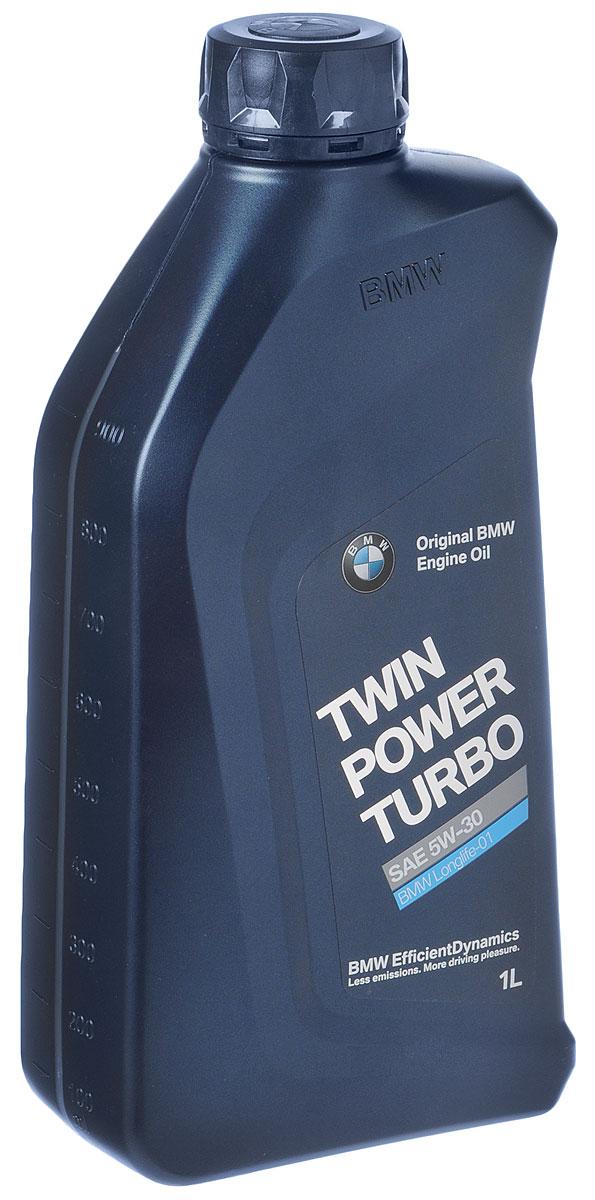 Масло моторное BMW TwinPower Turbo Longlife-01, синтетическое, класс вязкости 5W-30, 1 лCA-3505Моторное масло BMW TwinPower Turbo Longlife-01 создано на основе технологии GTL. Благодаря этому обеспечивается защита двигателя на уровне, превосходящем отраслевые стандарты. Это моторное масло поддерживает оптимальную чистоту двигателей BMW и позволяет полностью использовать их потенциал. В сравнении с обычными моторными маслами оно характеризуется улучшенными вязкостно-температурными показателями, обеспечивая высокую топливную экономичность. Новое оригинальное моторное масло BMW позволяет использовать весь потенциал двигателей BMW. Это моторное масло прошло всесторонние испытания и допущено к применению концерном BMW как всесезонное.Преимущества: – Стабильность рабочих характеристик в широком диапазоне рабочих температур и нагрузок двигателя. – Уверенный запуск двигателя при низких температурах. – Отличная защита от износа. – Запатентованная технология активной очистки защищает от образования отложений и коррозии, таким образом продлевая срок службы двигателей.Применение: применять строго в соответствии с руководством по эксплуатации вашего автомобиля! Для всех бензиновых двигателей BMW.Товар сертифицирован.