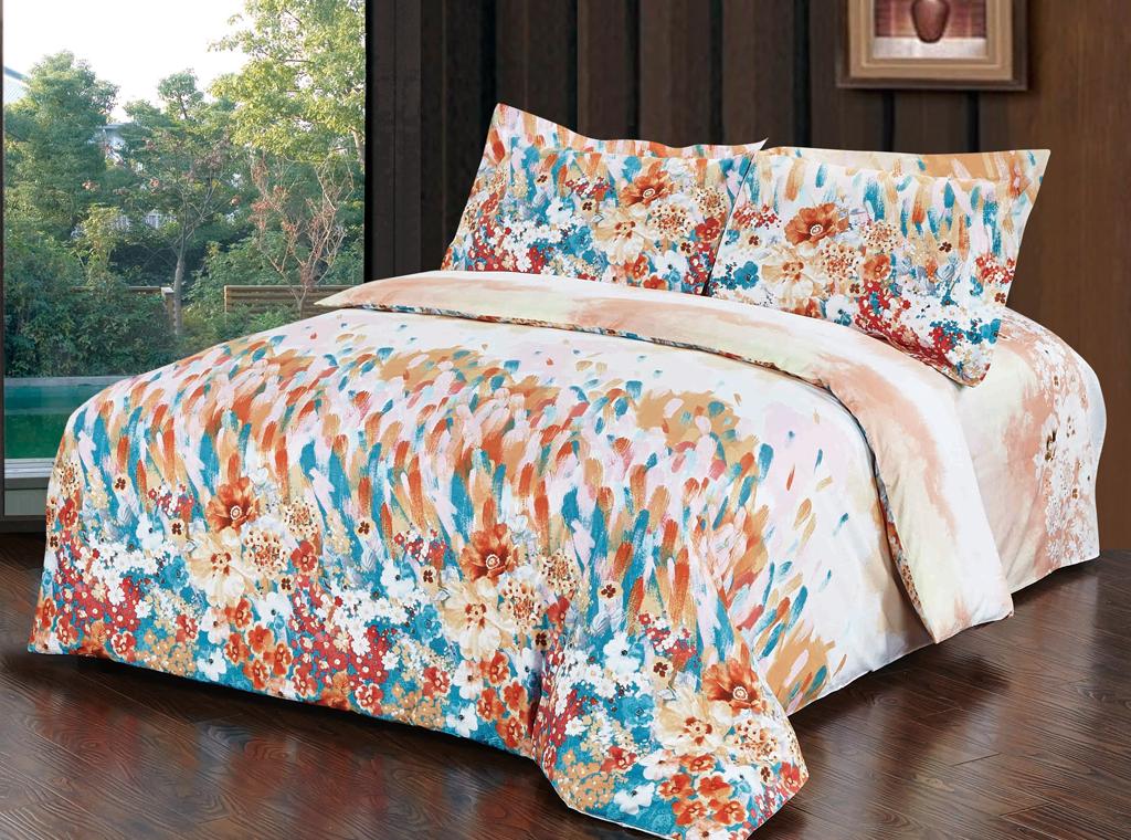 Комплект белья Soft Line, 1,5-спальный, наволочки 70х70. 10347PANTERA SPX-2RSРоскошный комплект постельного белья Soft Line выполнен из качественного плотного сатина и украшен оригинальным рисунком. Комплект состоит из пододеяльника, простыни и двух наволочек.Постельное белье Soft Line подобно облаку сочетает в себе плотность цвета и безграничную нежность фактуры. Доверьте заботу о качестве вашего сна высококачественному натуральному материалу.Сатин - это ткань из 100% натурального хлопка. Мягкость и нежность материала создает чувство комфорта и защищенности. Классический натуральный природный материал делает это постельное белье нежным, элегантным и приятным.Комплект упакован в подарочную картонную коробку, украшенную сюжетами по мотивам картин эпохи Возрождения.