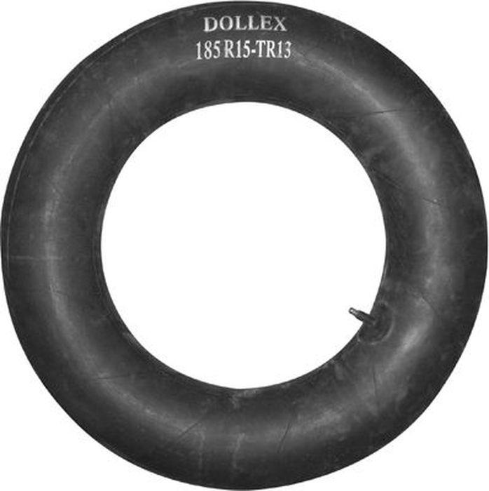 Камера для колеса DolleX, R15х185 TR-131004900000360Автомобильная камера R15 подходит на автомобили семейства ГАЗ, Ford, Toyota, Nissan, Hyundai и т.д. Типоразмеры шин, на которые подходит данная камера, имеют следующие обозначения: 195/65R15, 205/65R15, 205/70R15, 205/75R15.