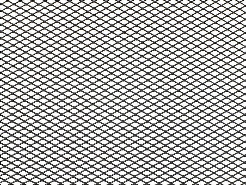 Решетка радиатора декоративная DolleX, 100 х 40 см, ячейки 10 х 5,5 мм, цвет: черный2706 (ПО)Облицовка радиатора (металлическая сетка декоративная) эффективно защищает элементы моторного отсека, радиатор системы охлаждения и кондиционирования автомобиля от камней, грязи и насекомых. Долговечная и легкомонтируемая. Придает индивидуальность автомобилю. Цвет: черный Размер сетки: 100 х 40 см Размер ячейки: 10мм х 5,5мм