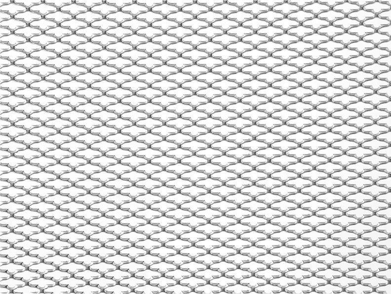 Решетка радиатора декоративная DolleX Сомбреро, 100 х 30 см, ячейки 15 х 6,5 мм, цвет: хром2706 (ПО)Облицовка радиатора (металлическая сетка декоративная) эффективно защищает элементы моторного отсека, радиатор системы охлаждения и кондиционирования автомобиля от камней, грязи и насекомых. Долговечная и легкомонтируемая. Придает индивидуальность автомобилю. Цвет: хром Размер сетки: 100 х 30 см Размер ячейки: 15мм х 6,5мм