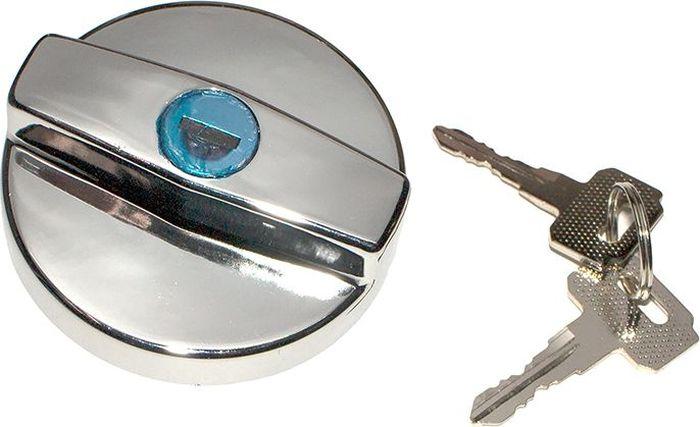Пробка бензобака DolleX, для ВАЗ-2108-2115, с ключом, цвет: хромSC-FD421005Пробка бензобака защищает ваш автомобиль от противоправных действий. Подбирайте пробки согласно применяемости для вашего автомобиля. В комплекте 2 ключа, металлическая личинка.