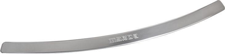 Накладка бампера декоративная DolleX, для MAZDA CX-5SC-FD421005Придают автомобилю стильный и неповторимый вид, эффективно защищает бампер от повреждения лакокрасочного покрытия.Отличительные особенности:- Полированная нержавеющая сталь;- Толщина стали 0,5 мм.;- Стильный внешний вид;- Легкая и быстрая установка;- Крепление лента липкая двухсторонняя.