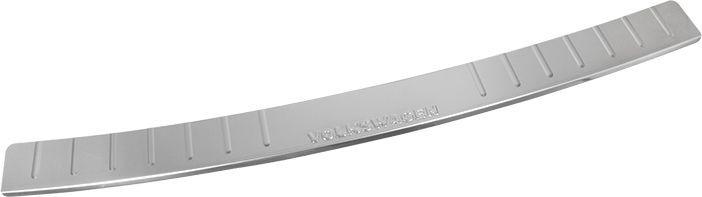 Накладка бампера декоративная DolleX, для VW T5, T6SC-FD421005Придают автомобилю стильный и неповторимый вид, эффективно защищает бампер от повреждения лакокрасочного покрытия.Отличительные особенности:- Полированная нержавеющая сталь;- Толщина стали 0,5 мм.;- Стильный внешний вид;- Легкая и быстрая установка;- Крепление лента липкая двухсторонняя.