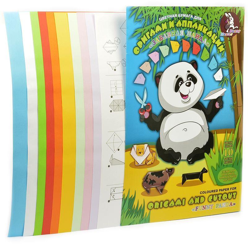 Палаццо Бумага цветная Страна чудес 10 листов72523WDНабор цветной бумаги для оригами и аппликации Страна чудес формат А4, 10 цветов 10 листов.