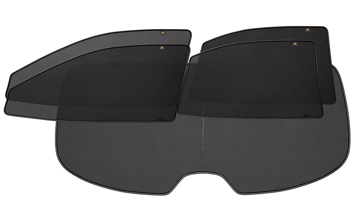 Набор автомобильных экранов Trokot для Daewoo Matiz (1998-наст.время), 5 предметовDFS-524Каркасные автошторки точно повторяют геометрию окна автомобиля и защищают от попадания пыли и насекомых в салон при движении или стоянке с опущенными стеклами, скрывают салон автомобиля от посторонних взглядов, а так же защищают его от перегрева и выгорания в жаркую погоду, в свою очередь снижается необходимость постоянного использования кондиционера, что снижает расход топлива. Конструкция из прочного стального каркаса с прорезиненным покрытием и плотно натянутой сеткой (полиэстер), которые изготавливаются индивидуально под ваш автомобиль. Крепятся на специальных магнитах и снимаются/устанавливаются за 1 секунду. Автошторки не выгорают на солнце и не подвержены деформации при сильных перепадах температуры. Гарантия на продукцию составляет 3 года!!!