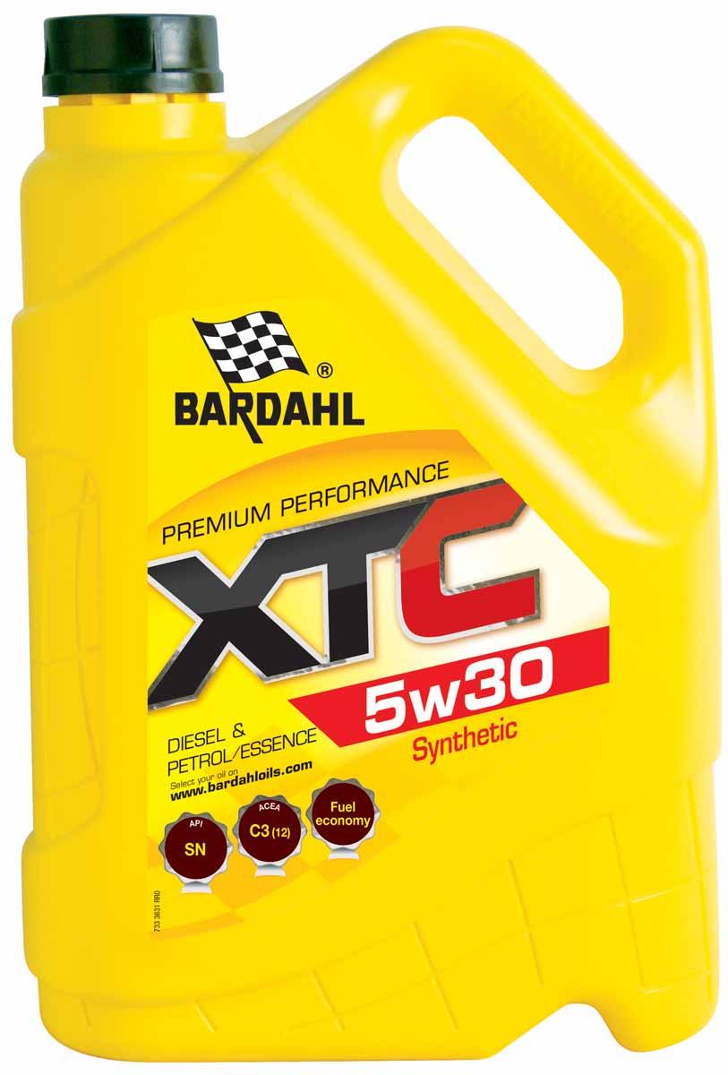 Масло моторное Bardahl XTС, НС-синтетическое, 5W-30, 5 лCA-3505Высококачественное полусинтетическое моторное масло для бензиновых и дизельных двигателей (начиная с 2000 года или более поздних). Подходит для двигателей с турбонаддувом, мультиклапанные и с прямым впрыском. Bardahl XTC 5W40 можно использовать круглый год, и в самых сложных условиях. Подходит для автомобилей, оснащенных каталитическим нейтрализатором. ACEA A3/B4 API SN/CF OEM VW 502.00/505.00,MB 229.3/226.5, GM LL B-25, Porsche A40, FIAT 9.55535-M2,PSA B71 2296, RN0700/RN0710