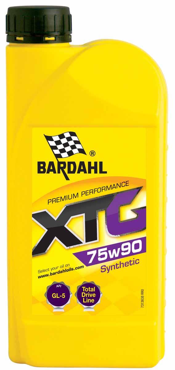 Масло трансмиссионное Bardahl XTG, синтетическое, 75W90, 1 лCA-3505Синтетическое масло для трансмиссии с тяжелым и обычным режимом эксплуатации. Разработано для смазки механических трансмиссий, дифференциалов и коробок передач работающих в условиях тяжелых нагрузок, высоких скоростей и температуры. Особенно подходит для высоконагруженных гипоидных передач. Обладает отличной термической стабильностью. Спецификации OEM MIL L-2105D, MACK GO-G, MAN 342N/342 Type M1, ZF TE-ML 05A/12A.