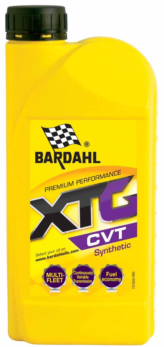 Масло трансмиссионное Bardahl XTG CVT, синтетическое, 1 лCA-3505Высокопроизводительное синтетическое трансмиссионное масло Bardahl XTG CVT для вариаторных коробок передач.Подходит для цепных CVT и ременных CVT. Bardahl CVT позволяет уменьшить расход топлива транспортных средств, оснащенных коробкой передач CVT. Спецификации OEM BMW Mini 83220136376/83220429159, MERCEDES MB 236.20, VW G 052 180/ G 052 516, NISSAN NS-1/NS-2/NS-3, HONDA HMMF/HCF2, MITSUBISHI SP-III/CVTF-J1, SUBARU ECVT/iCVT, DAIHATSU AMMIX CVT, SUZUKI CVTF TC/NS-2/CVT Green1, HUYNDAI SP-III, CHRYSLER JEEP NS-2, TOYOTA CVTF TC/FE, Ford WSS-M2C928-A, JASO M358, MOPAR CVTF+4.