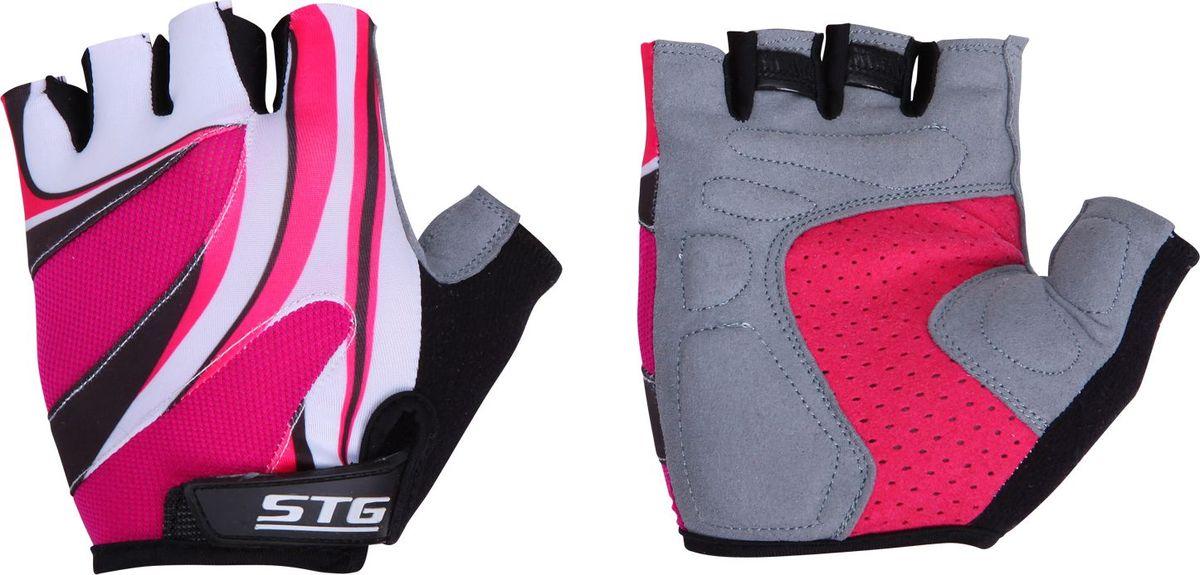Перчатки велосипедные Stinger, летние, с дышащей системой вентиляции. Размер MMW-1462-01-SR серебристыйЛетние перчатки STG с дышащей системой вентиляции. Велосипедные перчатки STG обеспечат комфорт во время катания, гарантируя надежный хват за руль велосипеда, и обезопасят руки от ссадин при внезапном падении. Поставляются в индивидуальной упаковке. Для подбора перчаток необходимо измерить ширину ладони. Измерить ее можно линейкой или сантиметром по середине ладони от указательного пальца до мизинца. Соответствие ширины ладони перчаток: XS-6,5 см, S-7,5см, M-8,5см, L-9,5см