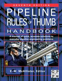 E.W. McAllister Pipeline Rules of Thumb Handbook immortal outlaw