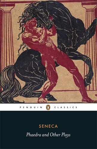 Книга Phaedra and Other Plays. Seneca
