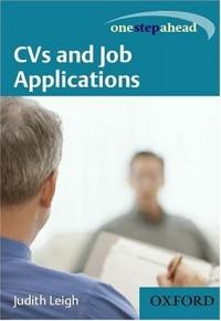 CVS and Job Applications (One Step Ahead)