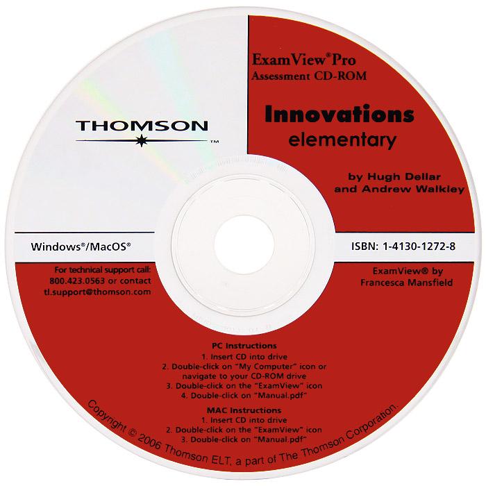 Innnovation Elementary (аудиокнига CD)