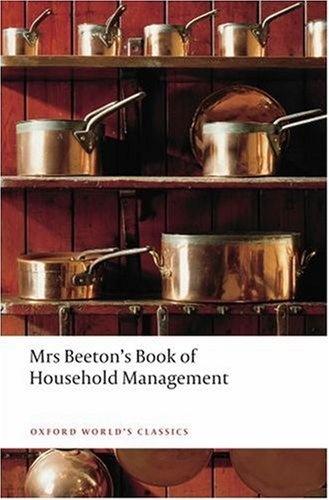 Beeton: Mrs B.Book Of Household M.