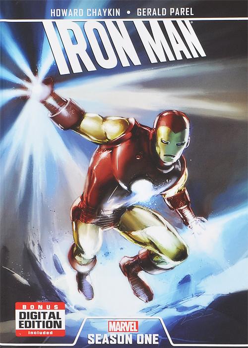 Howard Chaykin, Gerald Parel Iron Man: Season One пена монтажная mastertex all season 750 pro всесезонная
