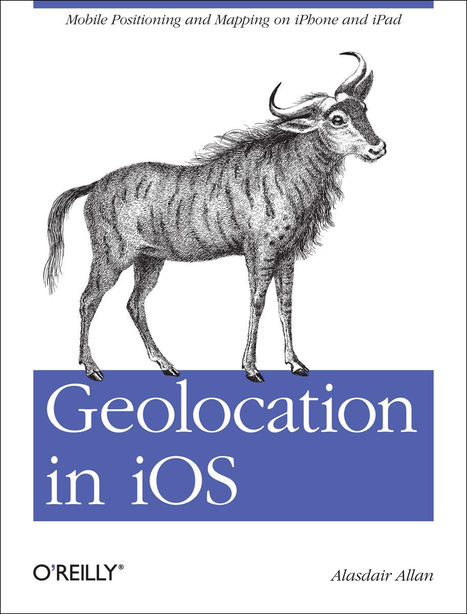 Allan. Geolocation in iOS