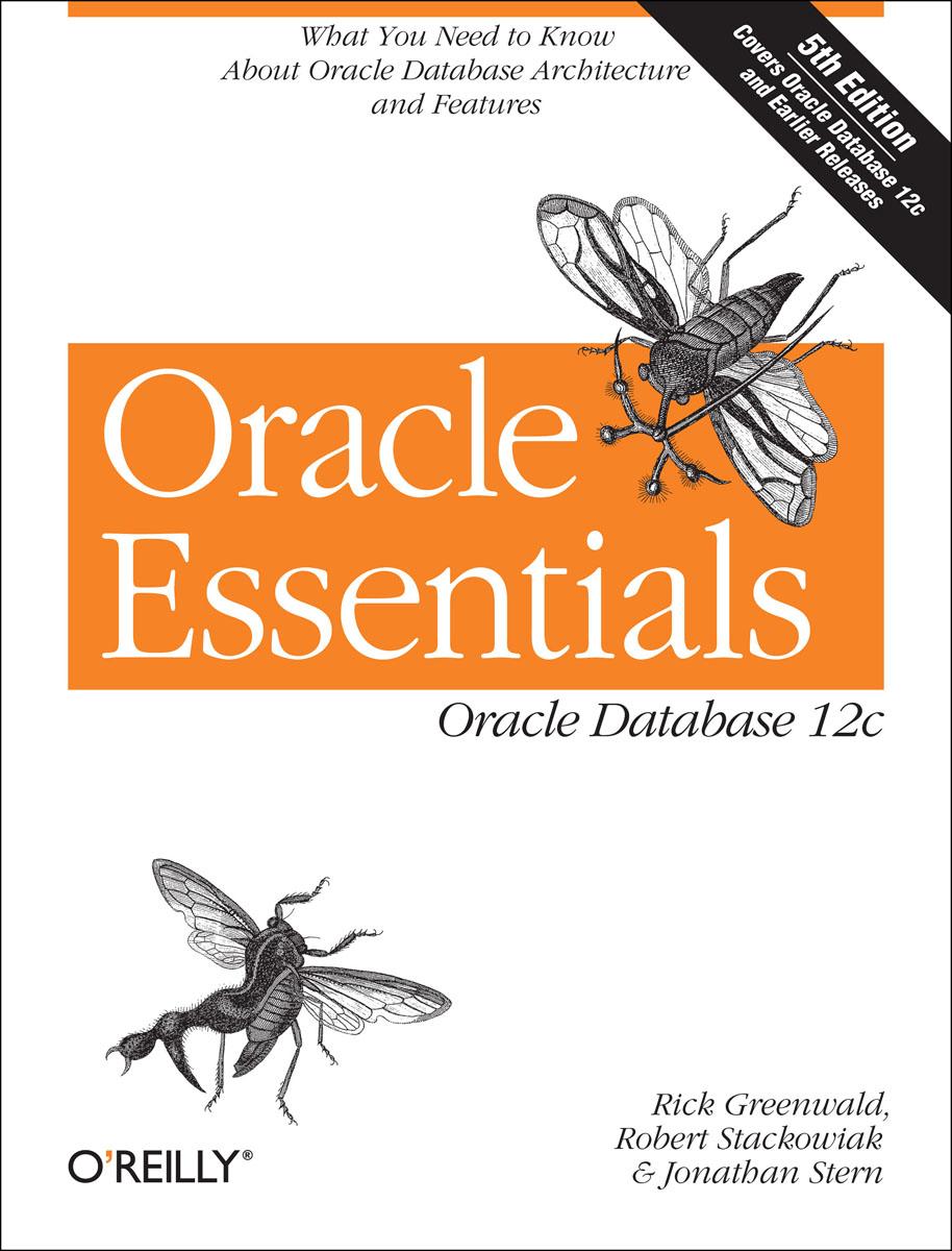 Greenwald. Oracle Essentials