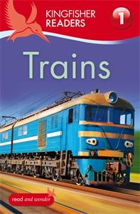 Thea Feldman Kingfisher Readers: Trains (Level 1: Beginning to Read) dumbo level 1