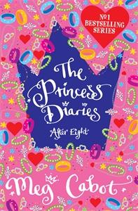 Meg Cabot The Princess Diaries: After Eight meg cabot tommy sullivan is a freak