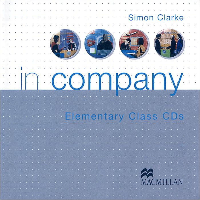 In Company: Elementary: Class CDs (аудиокурс на 2 CD)