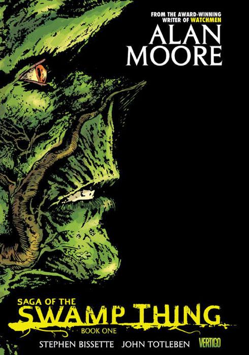 Saga of the Swamp Thing: Book 1 аксессуар чехол stone age jungle collection wood skin для iphone 6 plus кожа brown w8582