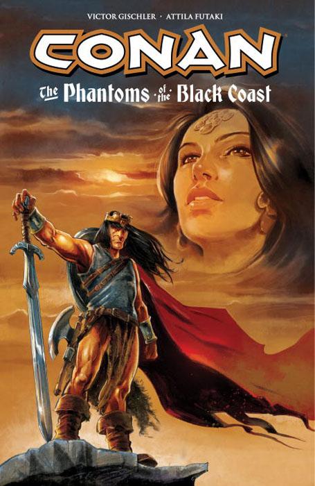 Gischler, victor Conan phantoms/black coast