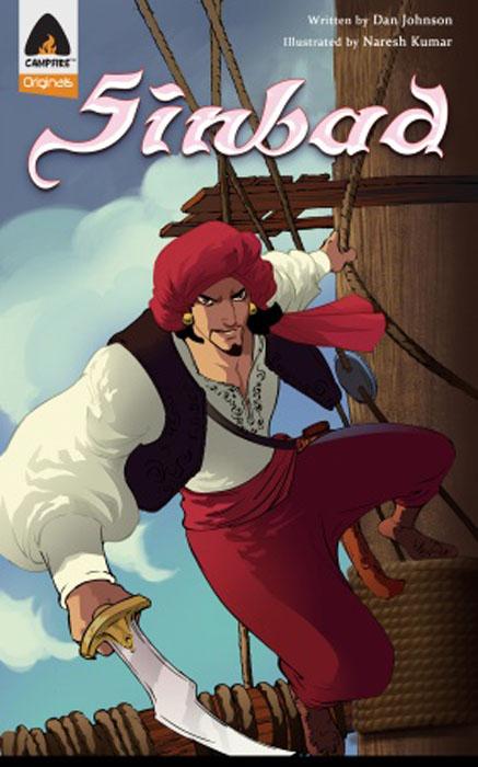 Johnson, dan Sinbad: the legacy fenix сказка на английском sinbad the sailor