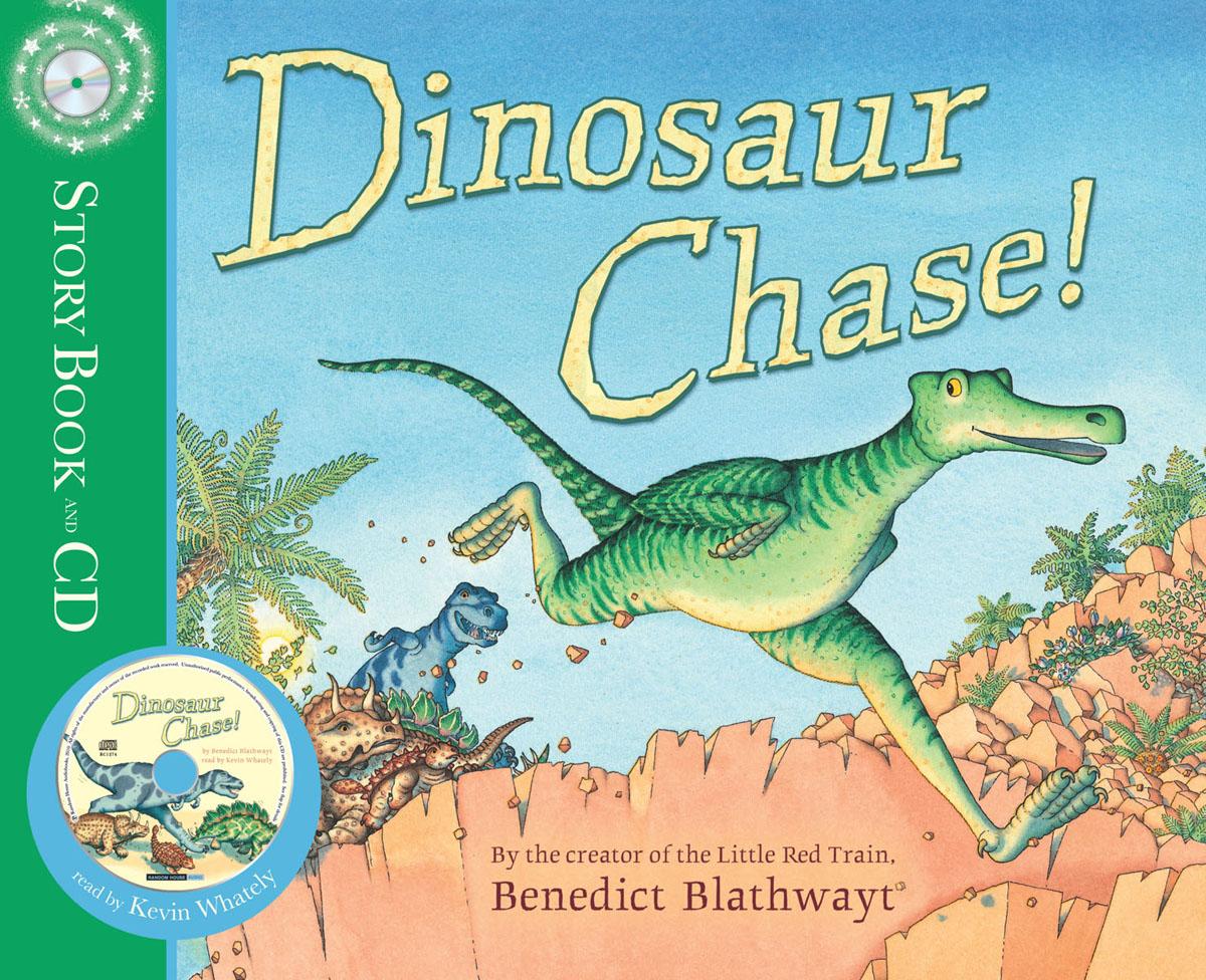 Blathwayt, Benedict Dinosaur Chase! blathwayt benedict dinosaur chase