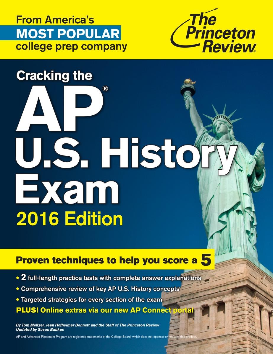 CRACK AP US HISTORY 2016