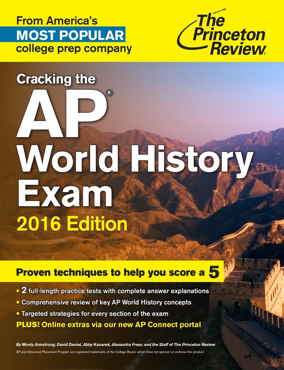 CRACK AP WORLD HIST 2016