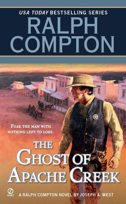 где купить  Ralph Compton Ralph Compton the Ghost of Apache Creek  по лучшей цене
