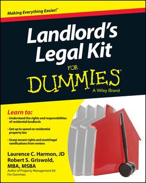 Landlord???s Legal Kit For Dummies