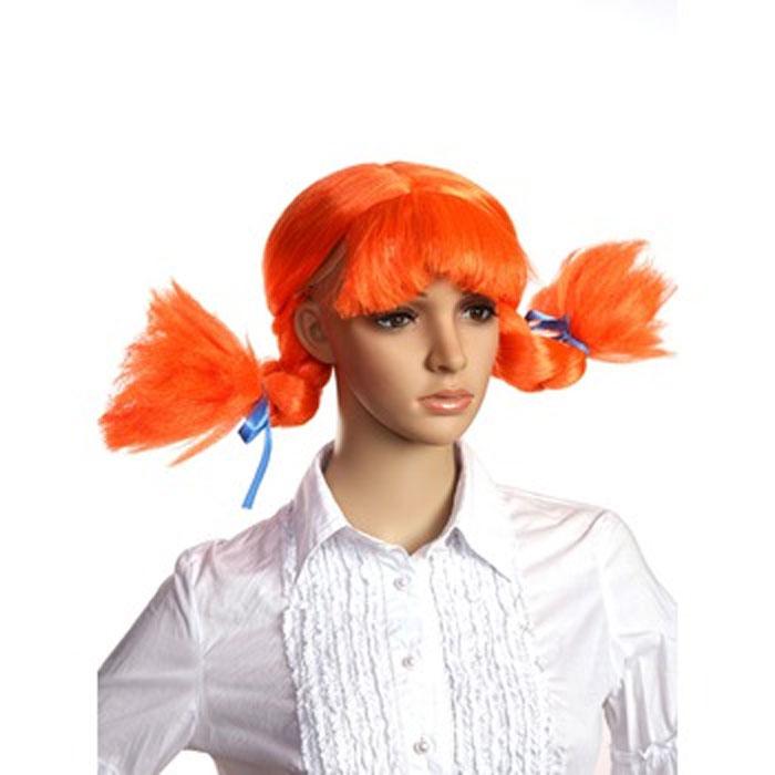 Карнавальный костюм26820У вас намечается веселая вечеринка или карнавал? Карнавальный парик Феникс-Презент, выполненный из синтетических волокон в виде двух оранжевых косичек, внесет нотку задора и веселья в праздник и станет завершающим штрихом в создании праздничного образа. Веселое настроение и масса положительных эмоций вам будут обеспечены!